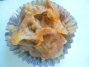 ご飯が進むピリ辛中華風焼肉
