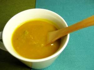 風邪ひきさんのトロトロしょうがスープ