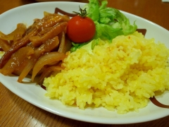 簡単サフランライス☆炊飯器で失敗なし!