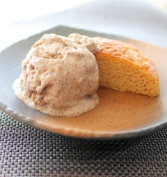 糖質制限★簡単♪豆腐のピーナッツチョコアイス