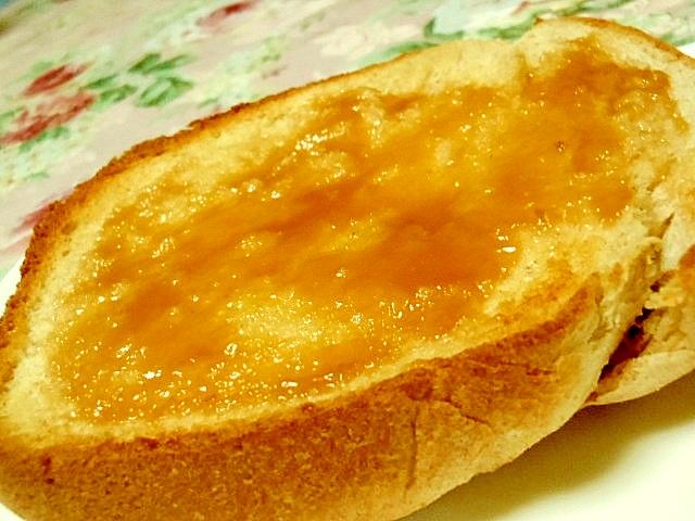甘いあまぁ~い練乳ピーナツトースト
