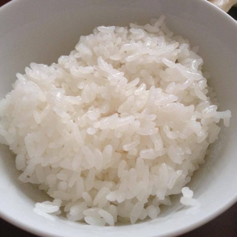 1. シンプル!しらたきご飯