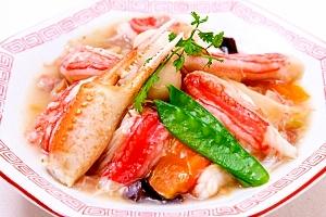 贅沢中華丼