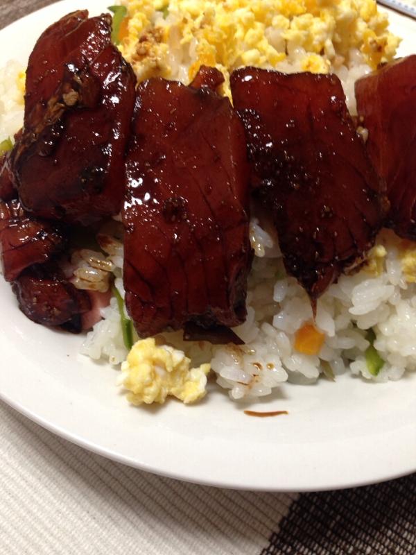 マグロの海鮮ちらし寿司(*^^*)☆