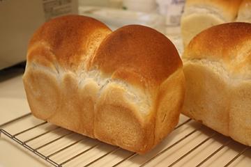 【ママパン】あこ天然酵母で作る 山型食パン