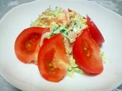 塩麹フレンチマヨのツナサラダ