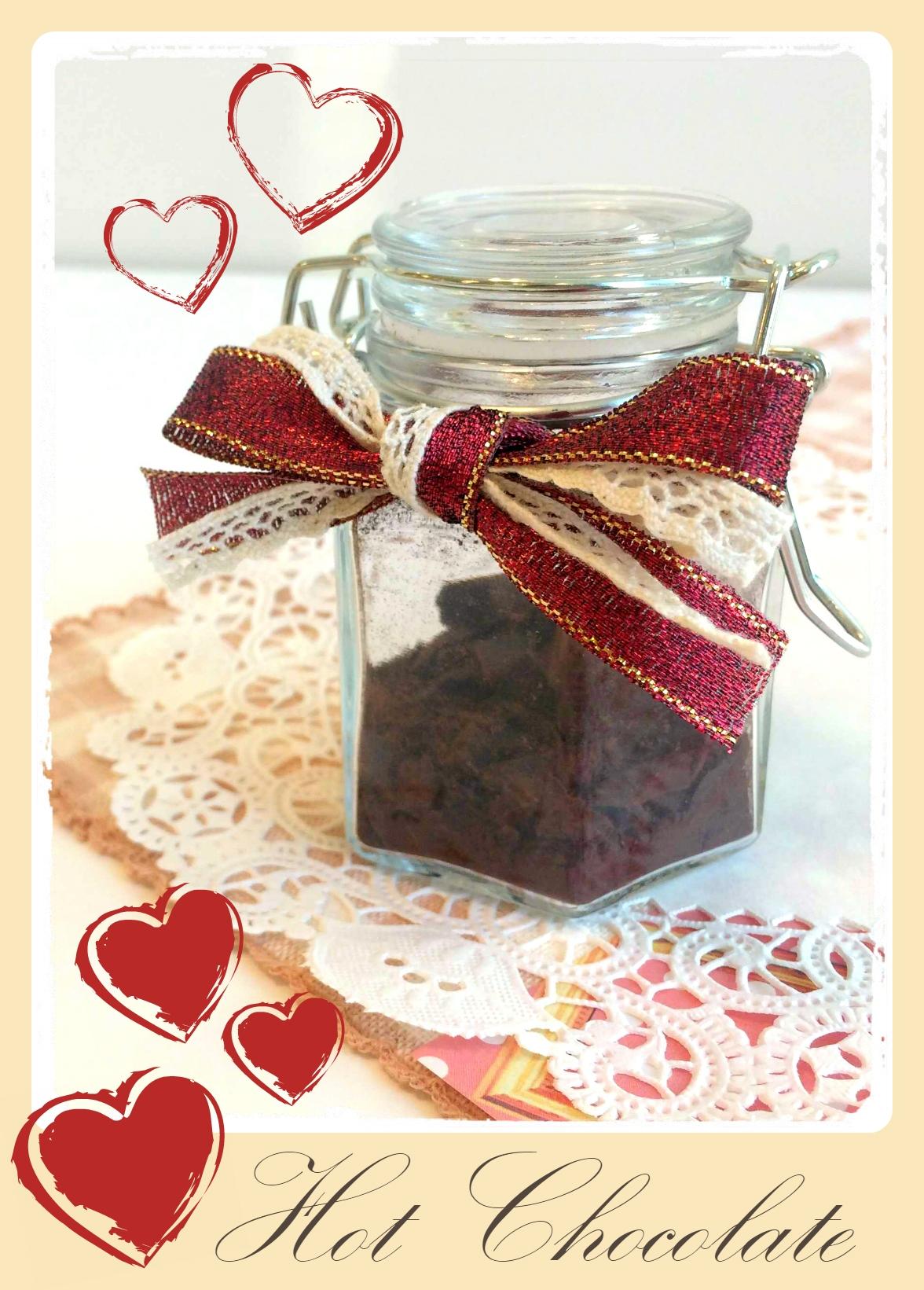 バレンタインにも◎簡単♪濃厚なホットチョコレート