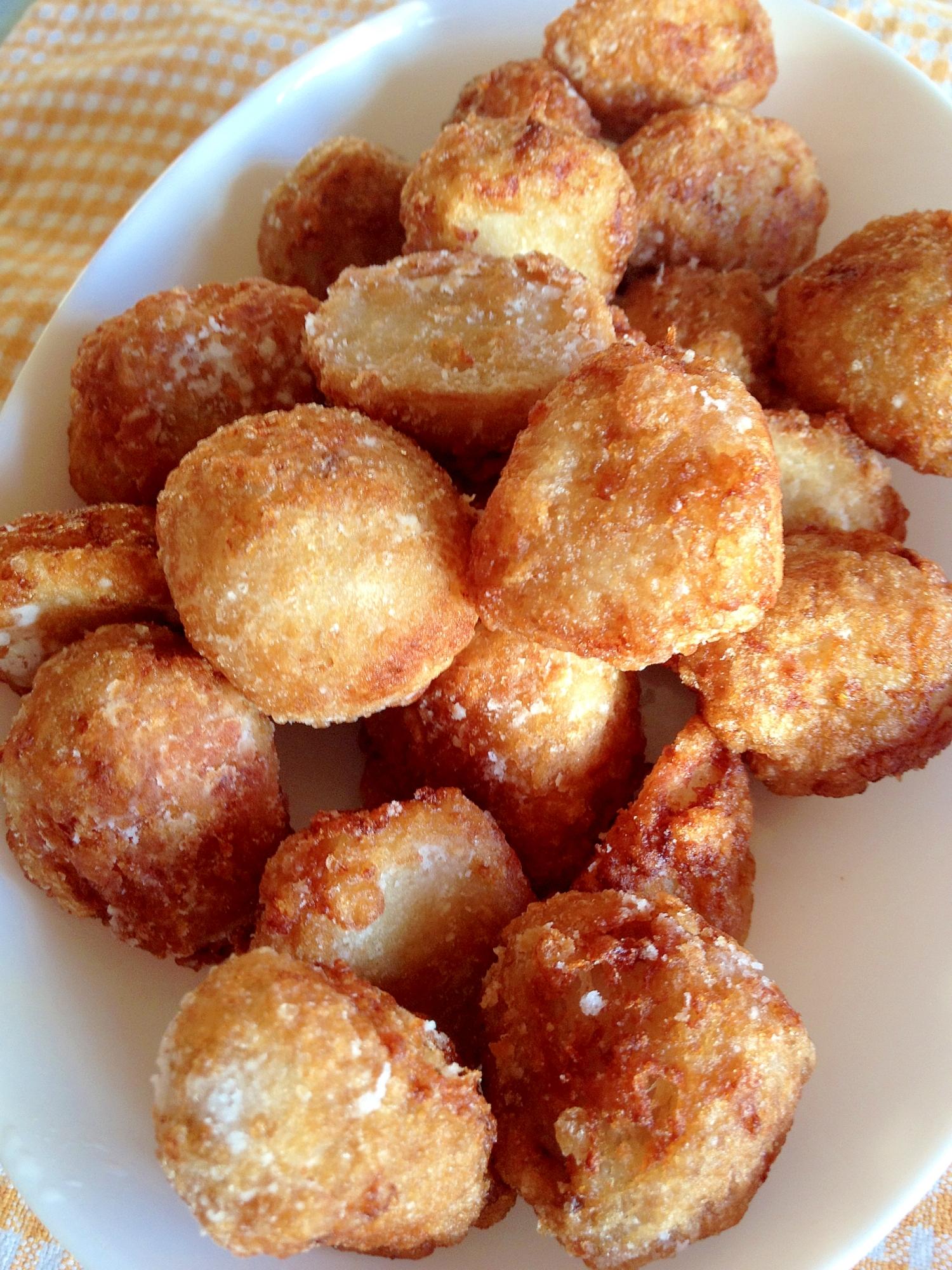 ホクホク♪里芋から揚げ レシピ・作り方