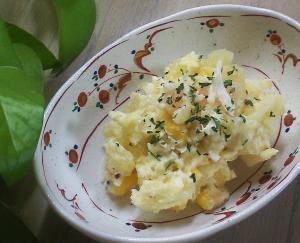 我が家のポテトサラダ。これもカロリーオフ?!