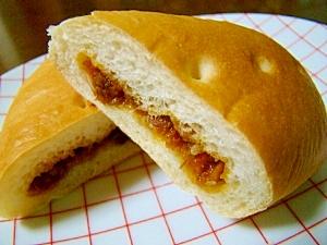 豚味噌ナッツパン