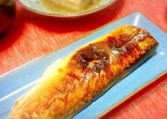 超簡単♪ 魚(サバ)の西京漬け☆ 焼き方も!