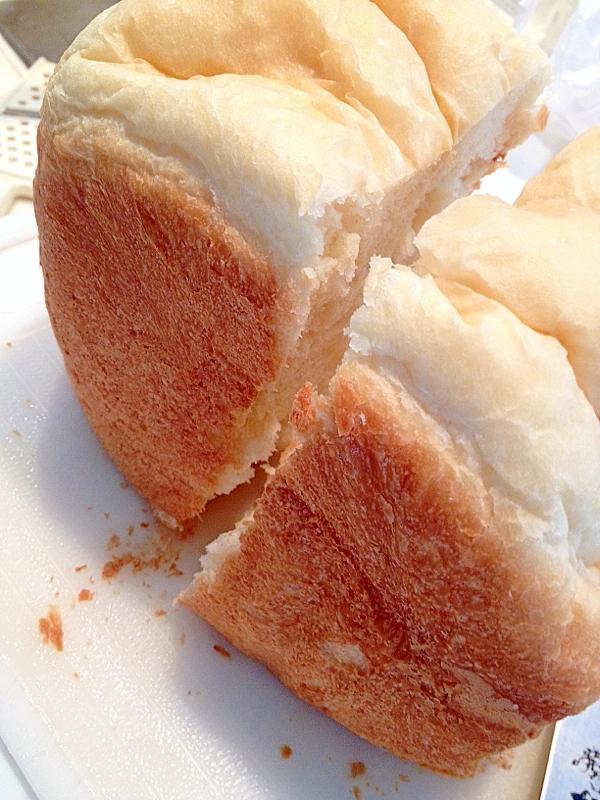 バターたっぷりのスイーツパン