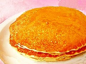 簡単&ふわふわ★基本のパンケーキ