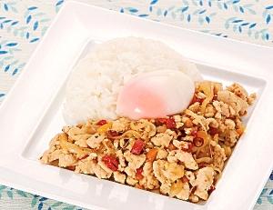 楽天マート☆タイ風バジルご飯の具セット