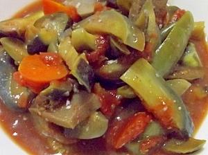 ルクエで簡単♪高野豆腐の和風ラタトゥユ