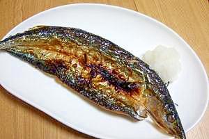 定番★焼き秋刀魚