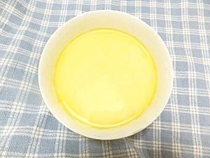 チョコ隠し味の簡単コーンスープ