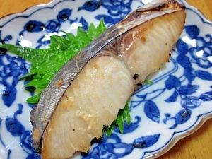 焼き魚の極意☆