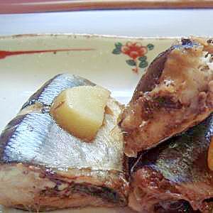 簡単魚の煮付