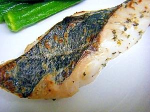 黒鯛のハーブ焼き