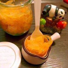 河内晩柑の塩漬レモンママレード