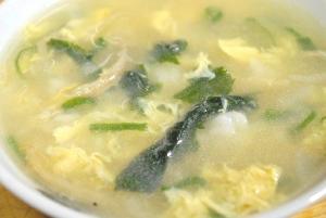 簡単美味しい☆干し鱈のスープ=プゴクゥ