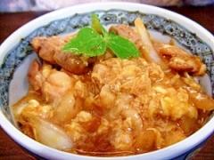 フライパンとめんつゆで作る簡単親子丼