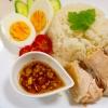 簡単!炊飯器でカオマンガイ!海南鶏飯!の参考画像