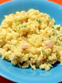 白菜の外葉は捨てない!焼き飯を作りましょう♪