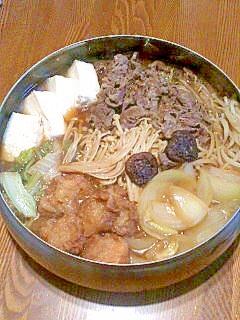 玉ねぎ入りの すき焼き レシピ・作り方