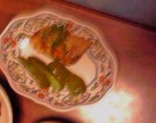 鯛の味噌焼き