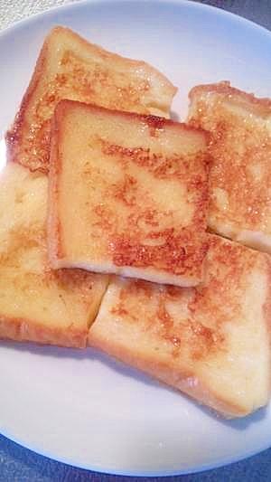 練乳フレンチトースト