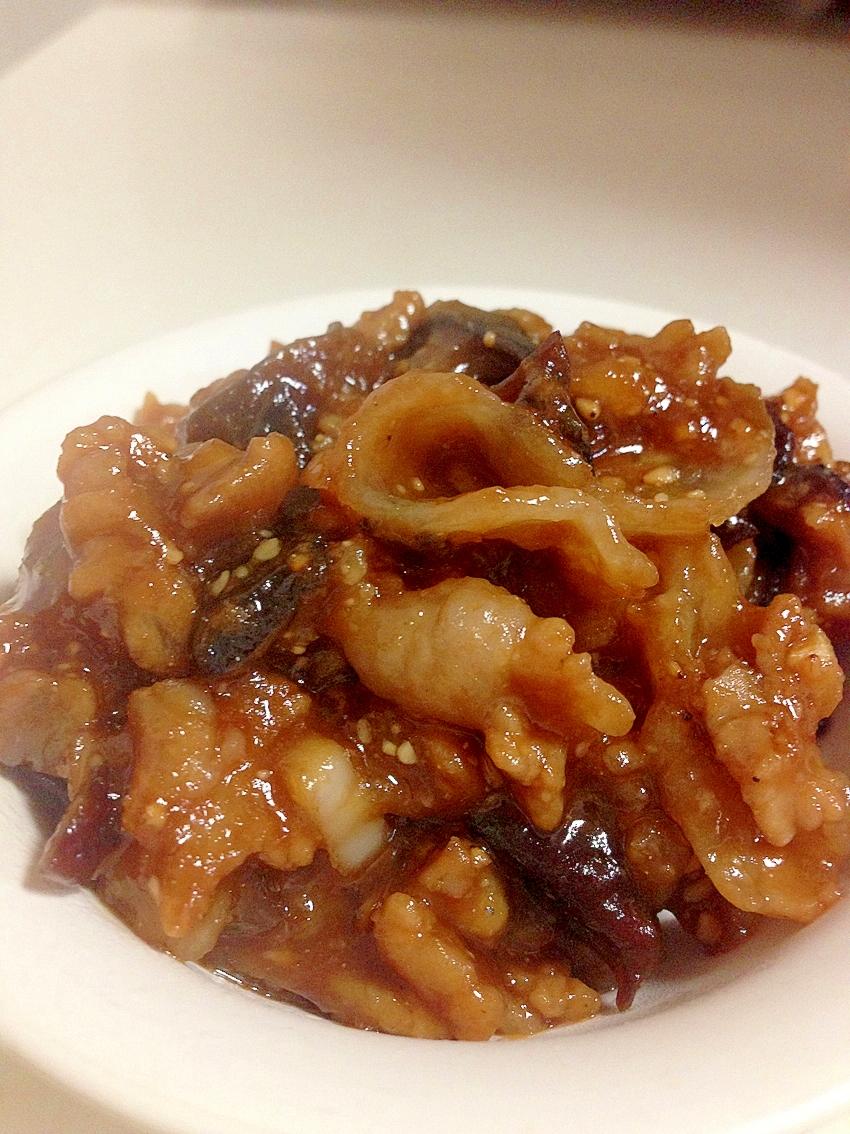 ごはんがすすむ食べる豚味噌