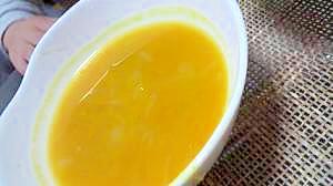 簡単!かぼちゃスープ