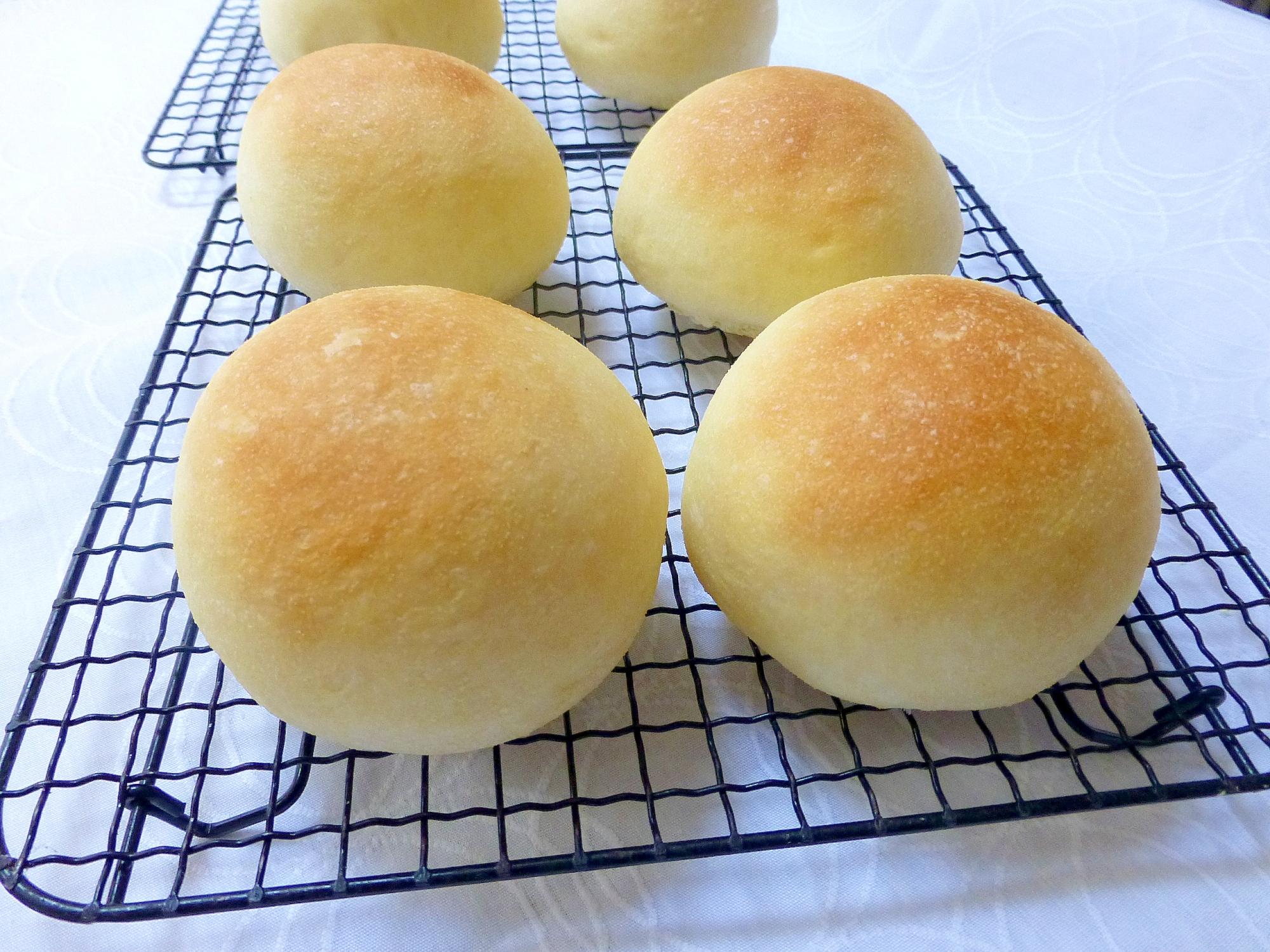 1. コーンミールパン