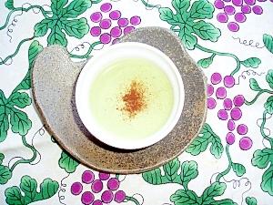 お花見の季節にちょっと和風の抹茶ゼリー