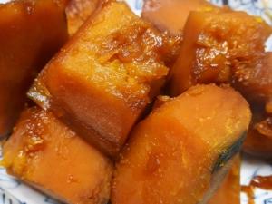かぼちゃの煮物 簡単