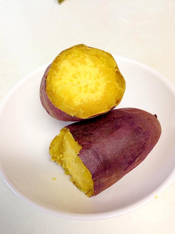 時短!トースターで簡単焼き芋