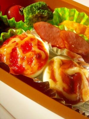 ゆで卵 アレンジ