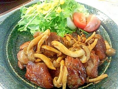 2. 鶏肉のヨシダソース焼き