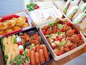 2012運動会のお弁当♪ レシピ・作り方