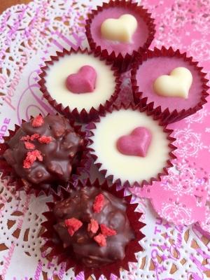 バレンタイン 手作り 簡単 レシピ