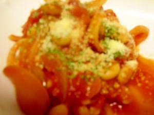 メキシカン☆大豆&トマトのシチュー