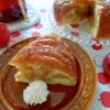 シャキシャキシナモンリンゴ♪豆乳アップルケーキの参考画像