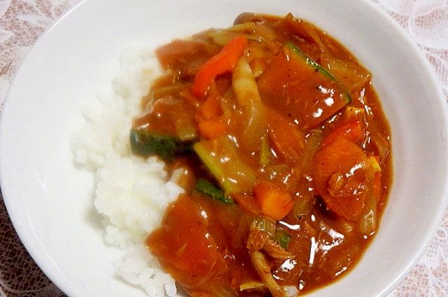 根菜カレー