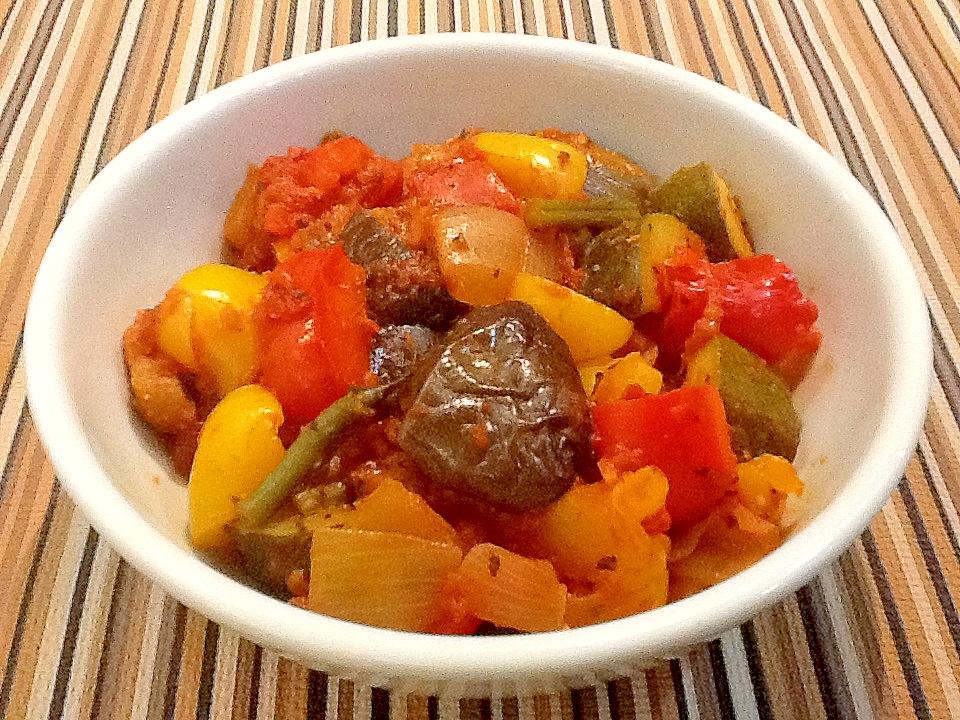 ラタトゥイユ*夏野菜を美味しく食べよう‼︎