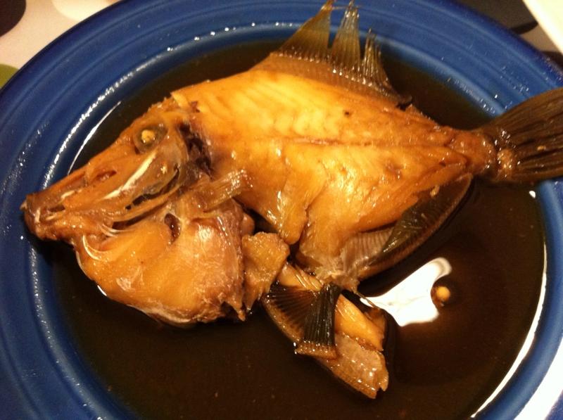 甘くて美味しい簡単☆煮魚