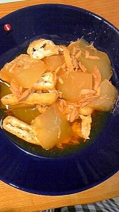 冬瓜とツナの煮こみ