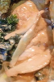 あつあつで食べる「鮭のミソマヨ麹ホイル焼き」