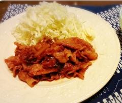 安いお肉で! 簡単美味しい♪ 豚の生姜焼き★